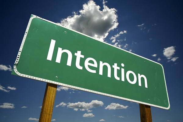 The Adventure of Intention